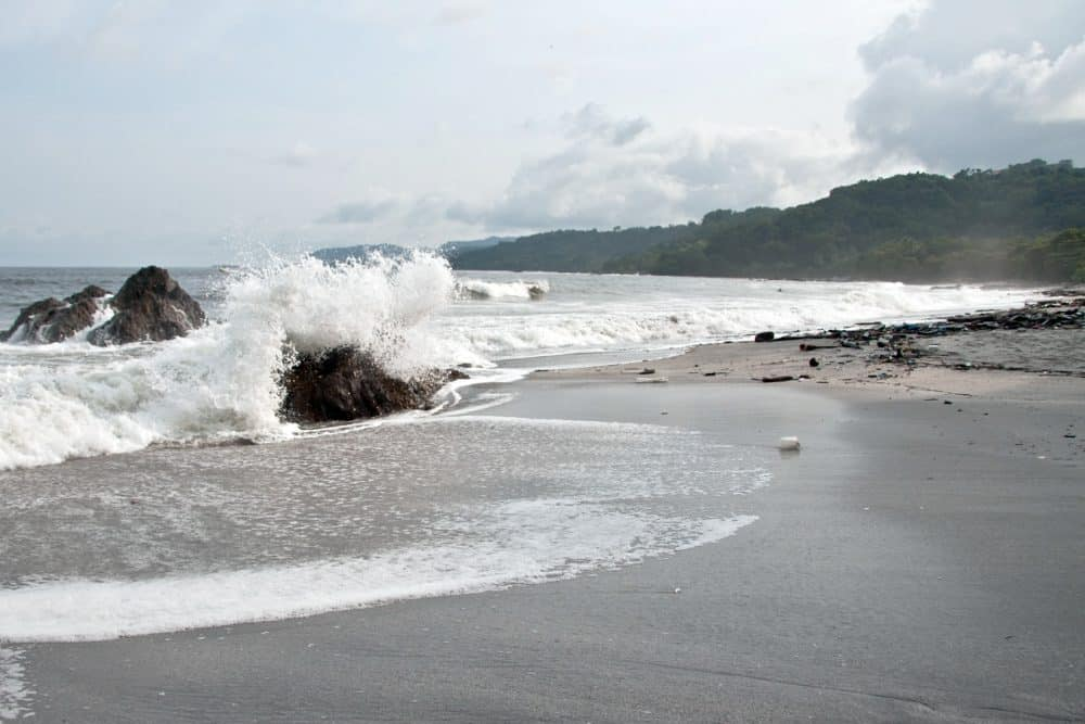 Costa Rica weather: Montezuma beach, Puntarenas