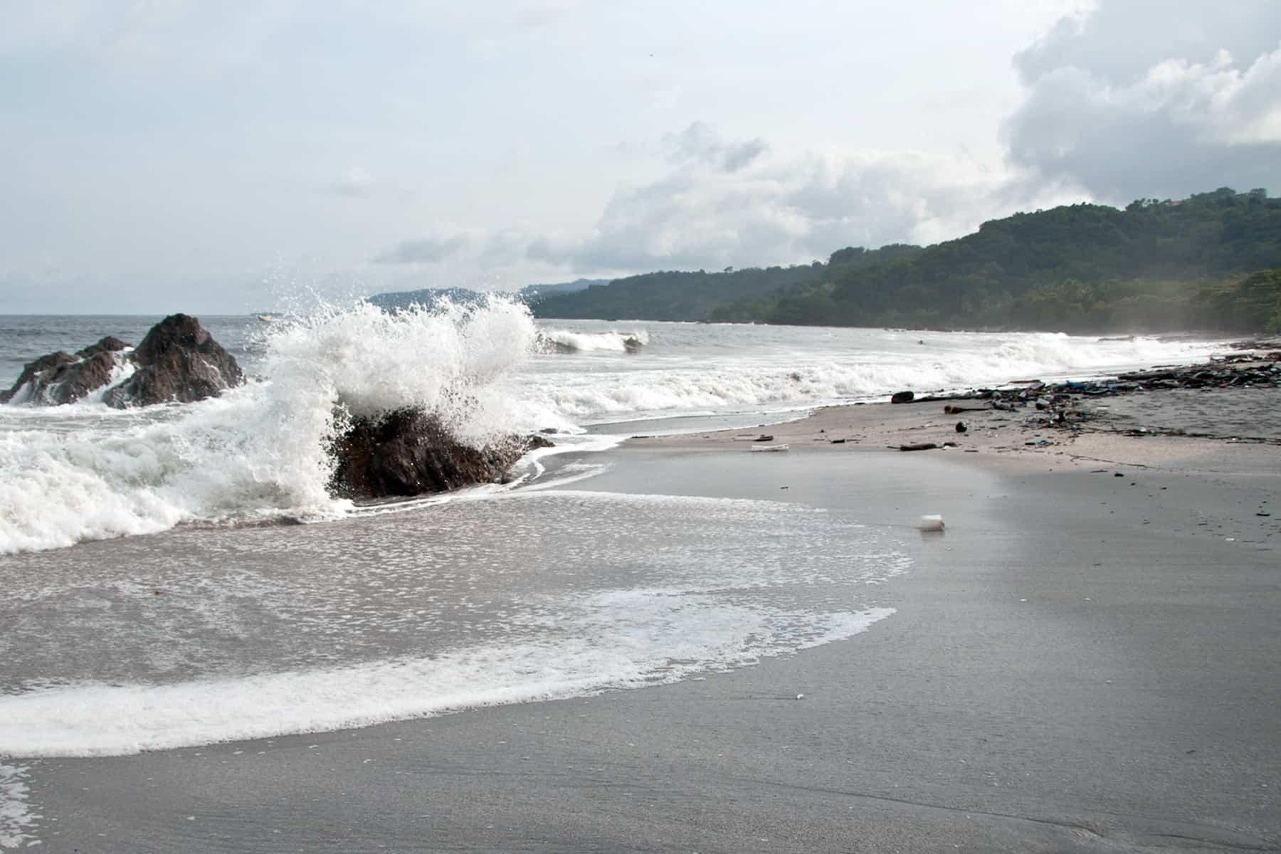 Costa Rica weather: Montezuma beach, Puntarenas
