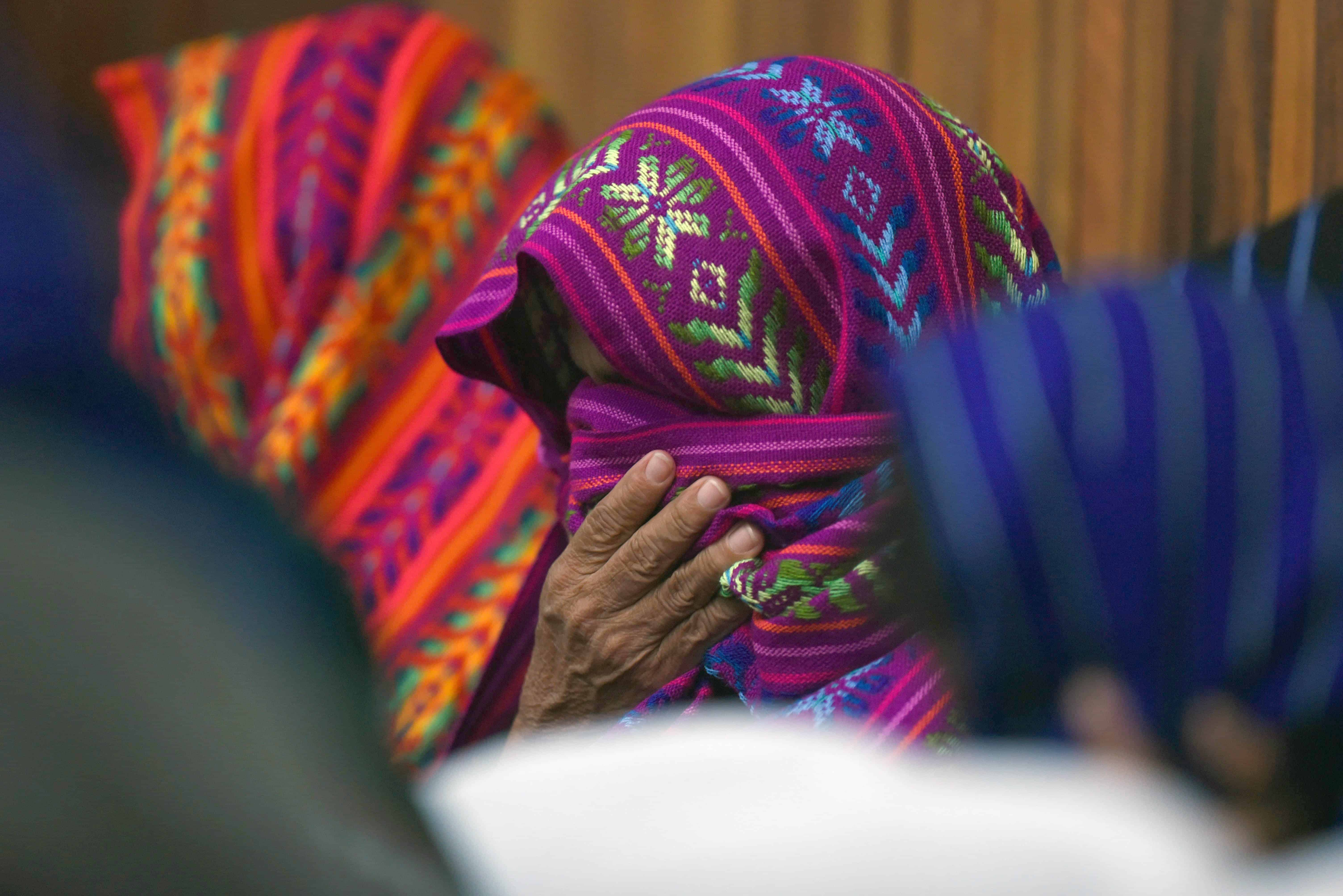 Guatemala human rights, military trial, Guatemala civil war