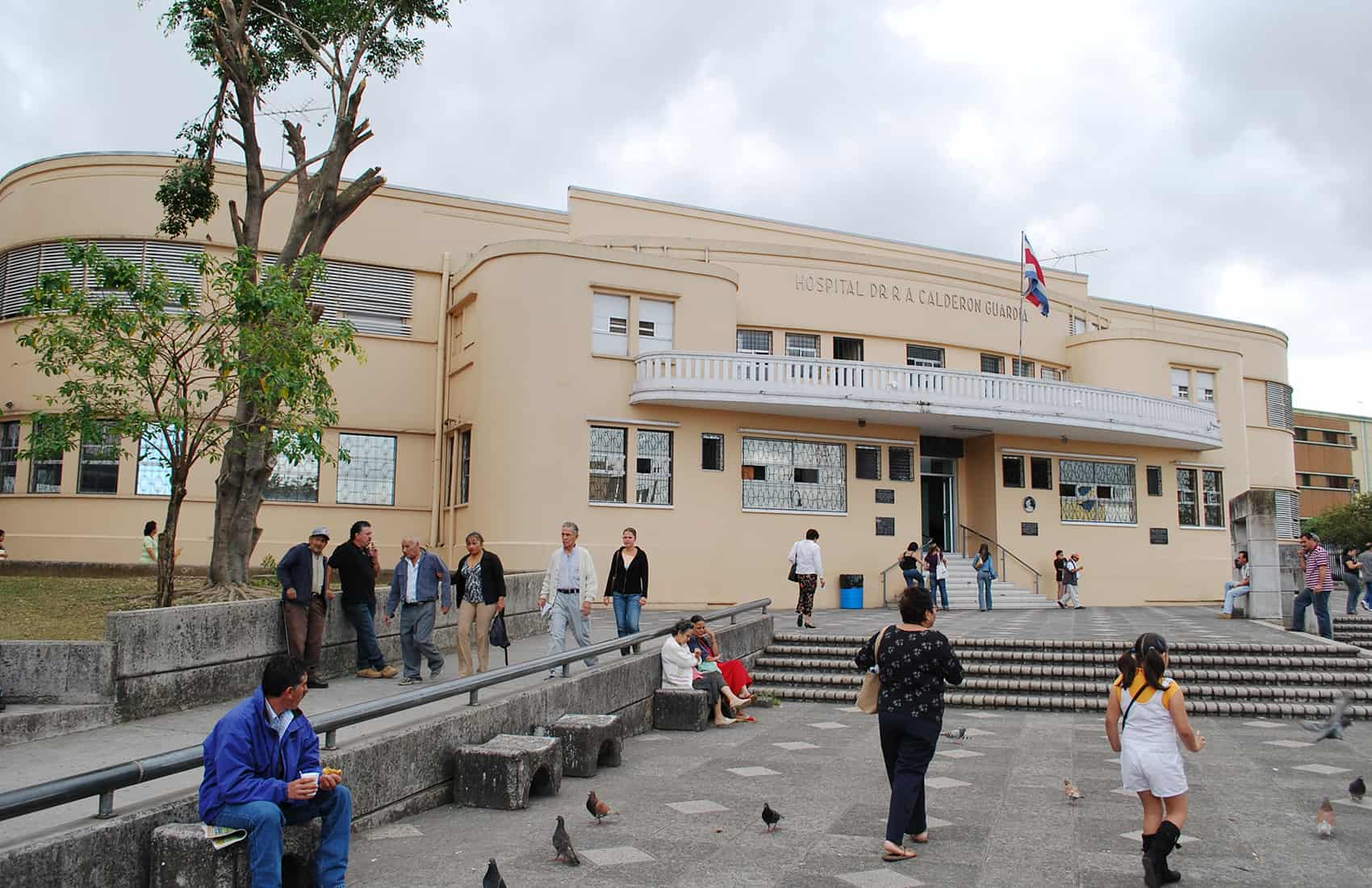 Calderón Guardia Hospital