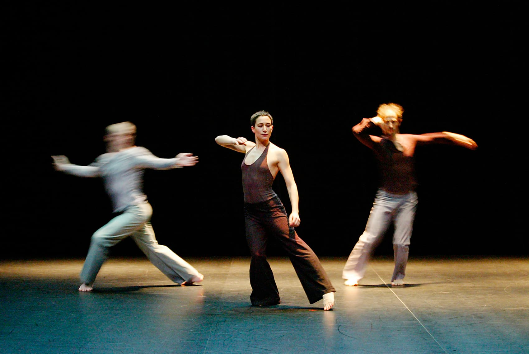 FIA Costa Rica: Dancers at the International Arts Festival