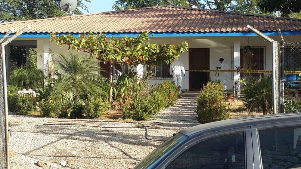 Costa Rica killing: Matapalo home where five members of a family were found dead