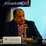 Fishing industry, conservationists both wary of Solís stance on shark protections