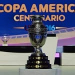 La Sele draws group of death in Copa America