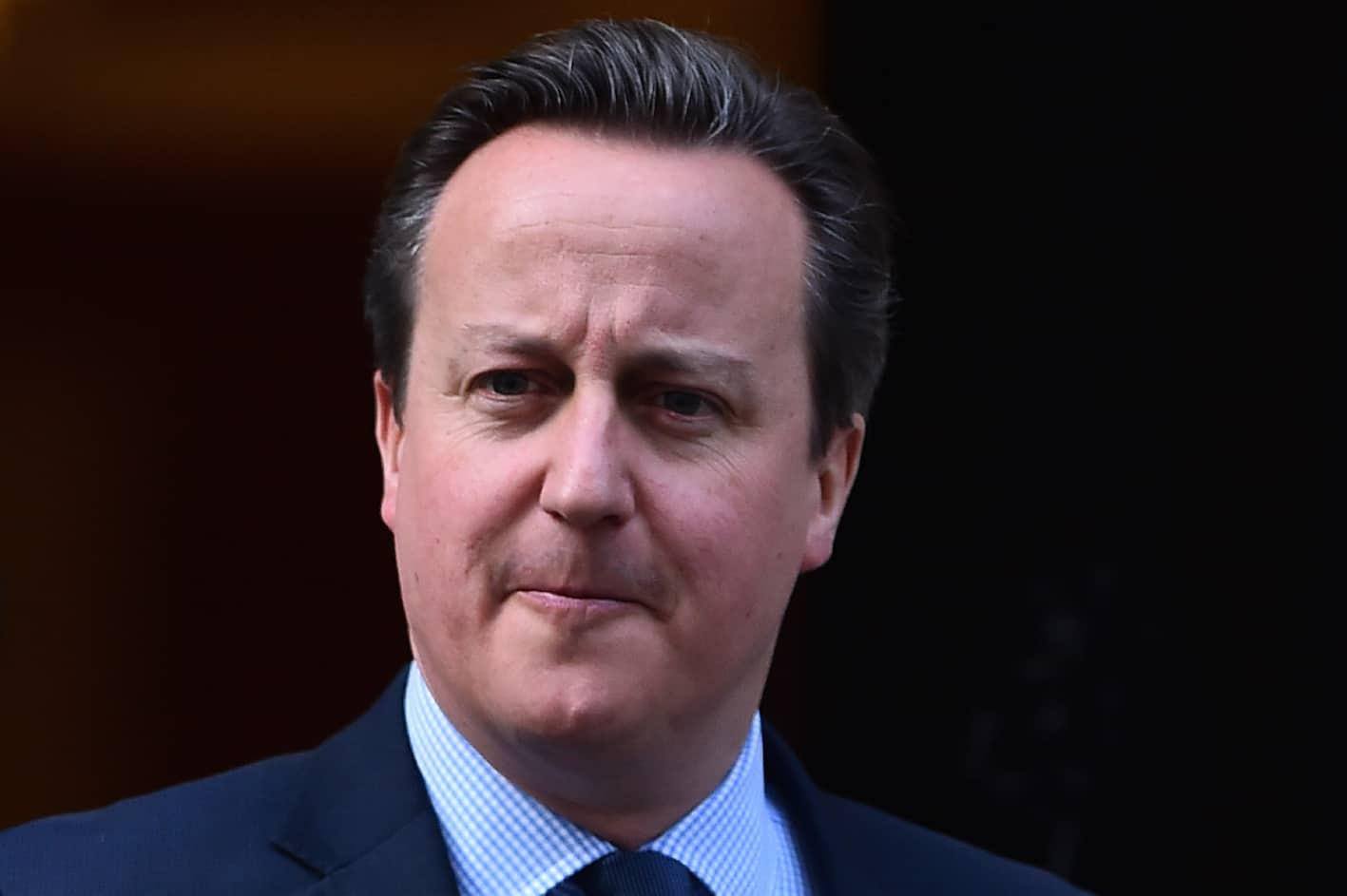 David Cameron; Brexit