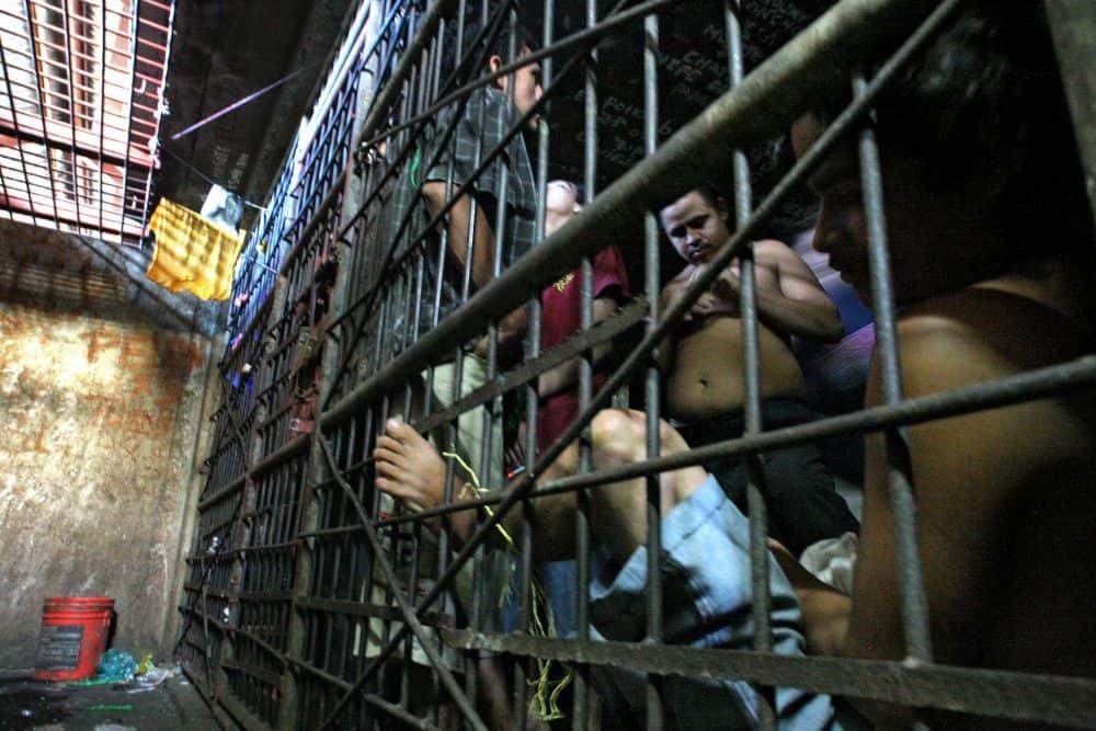 Nicaragua prisons overcrowding