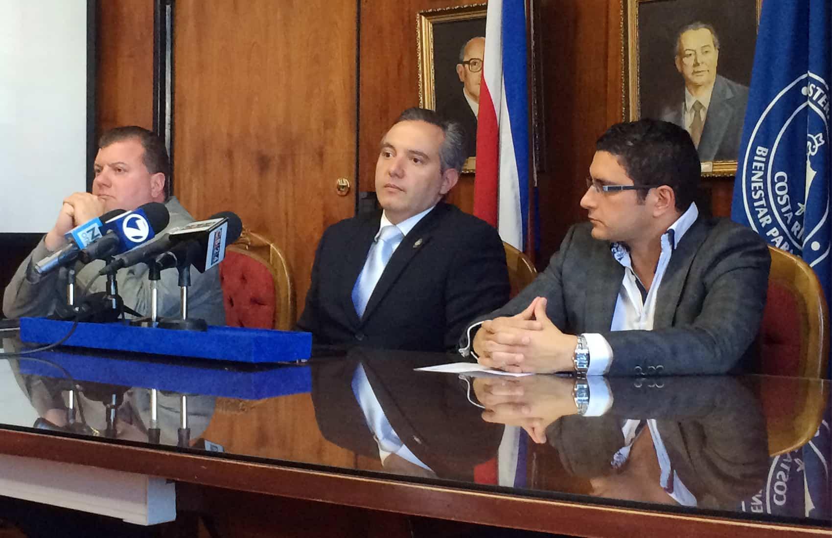 Zika virus announcement: Health Minister Fernando Llorca, Feb. 22 2016