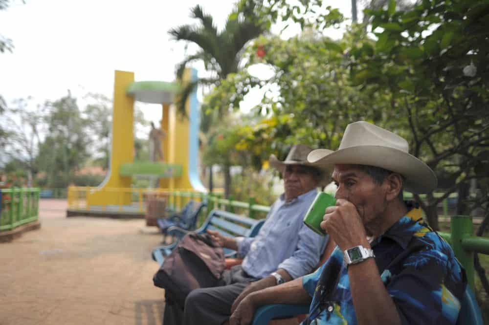 El Salvador coffee