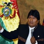 Bolivian president asks to see child born to ex-girlfriend