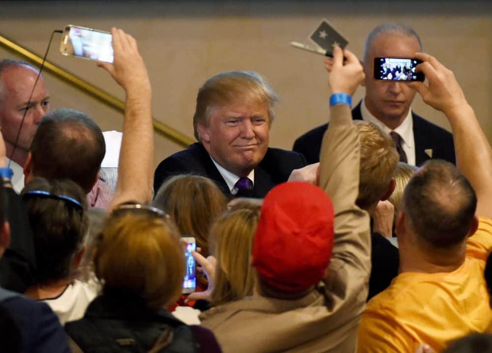 Donald Trump in Las Vegas