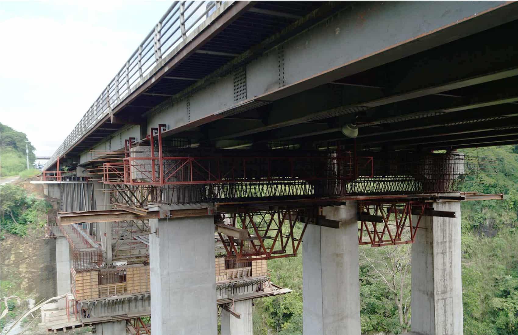 La Platina bridge - Feb. 25, 2016