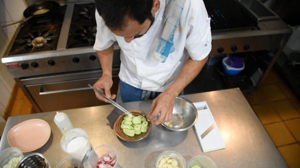 Chef José González at Al Mercat restaurant | Costa Rican cuisine
