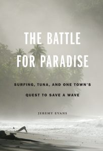 """""""The Battle for Paradise"""" by Jeremy Evans."""