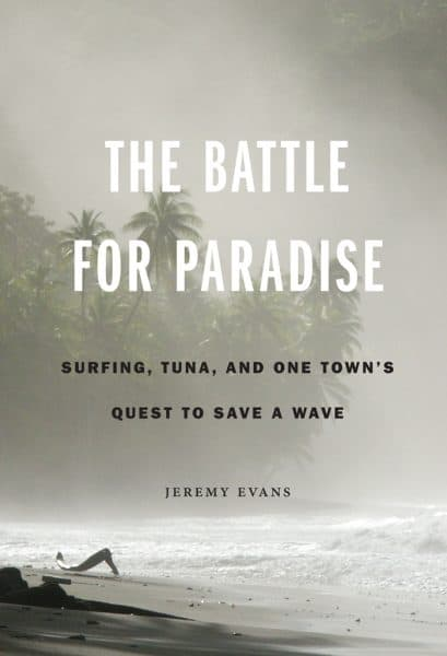 """The Battle for Paradise"" by Jeremy Evans."