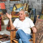 5 questions for Costa Rican painter Milo Gonzales