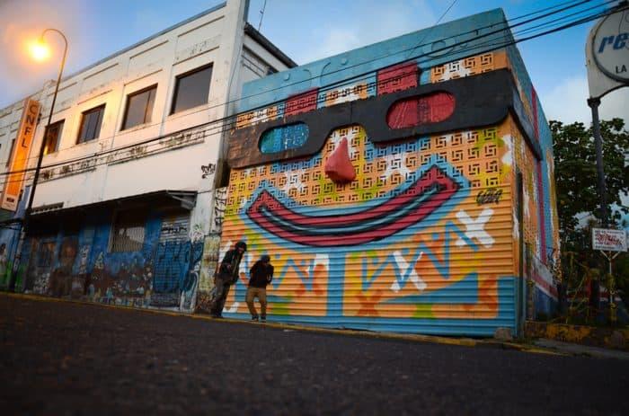 """Bucutum"" is Gussa's latest artwork located at Barrio La California."