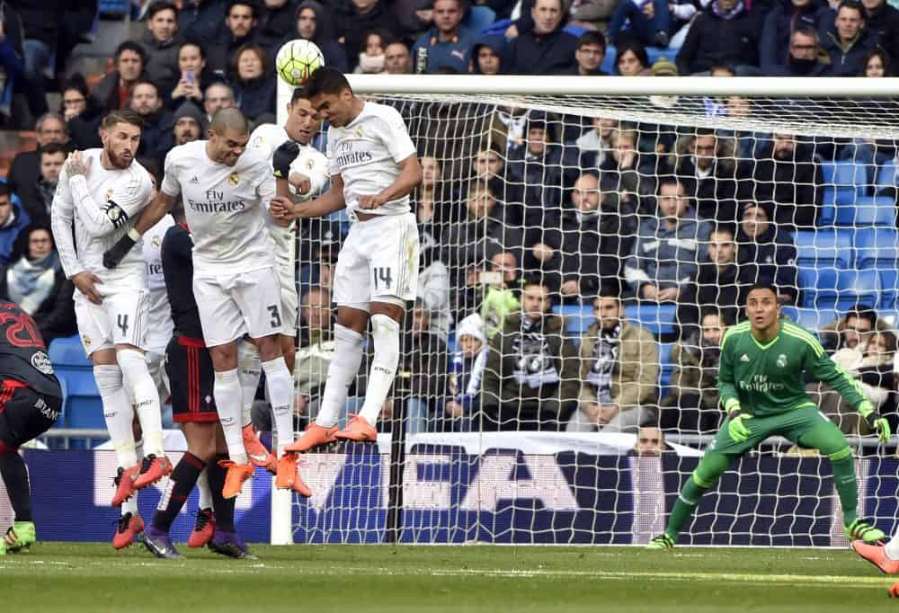 Keylor Navas penalty kick save