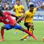 Costa Rica maintains edge in World Cup Qualifying with tie against Jamaica