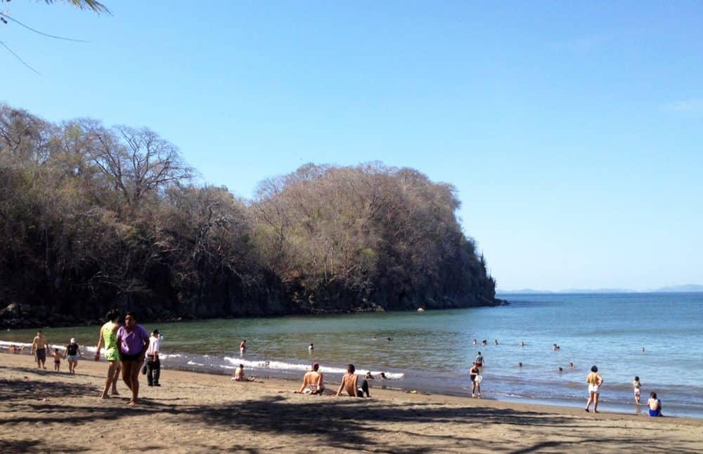 Doña Ana beach, Puntarenas