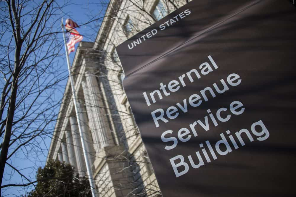FATCA: The IRS building in Washington, D.C.