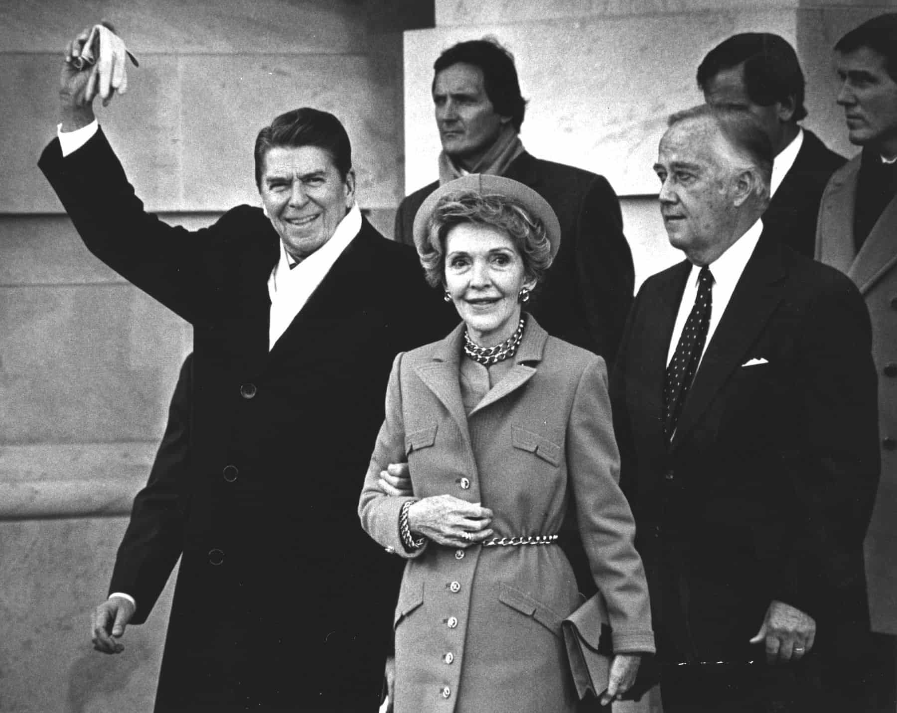 ronald reagan and congress relationship