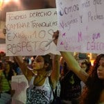 PHOTOS: Costa Rica march demands end to street harassment