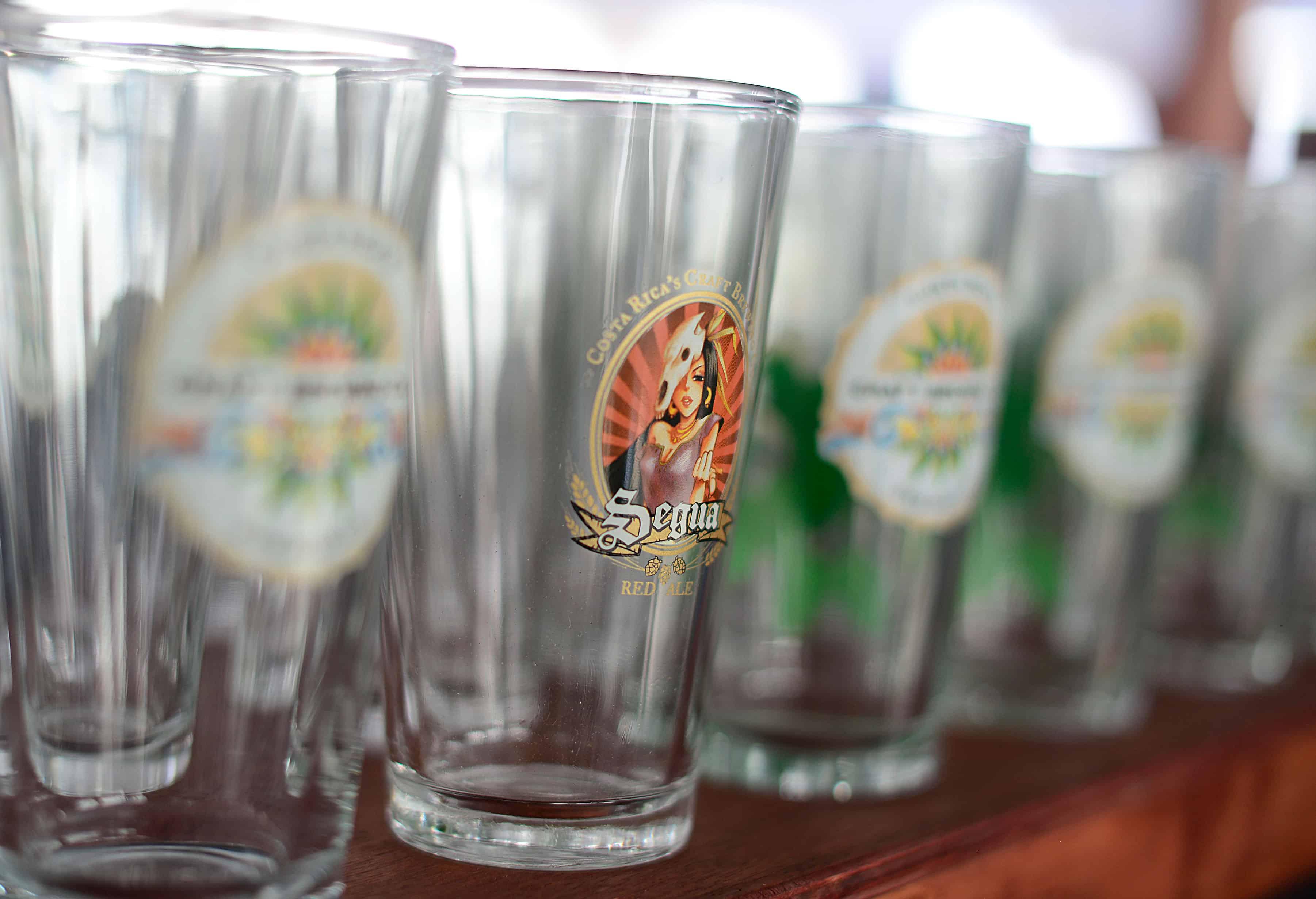 Segua beer glass