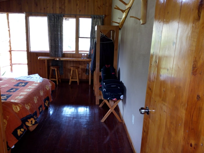My room at El Toucanet.