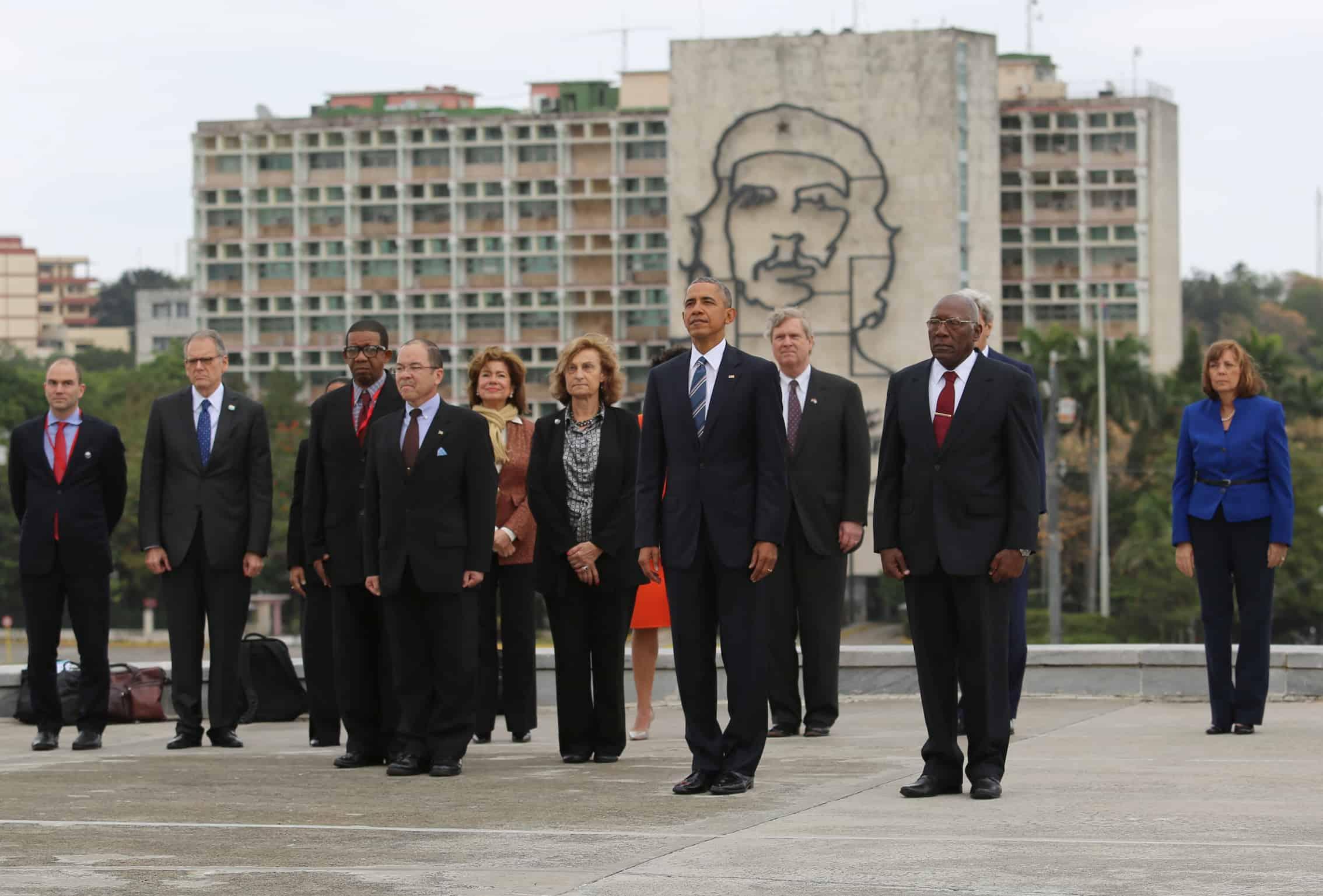 Obama Cuba trip