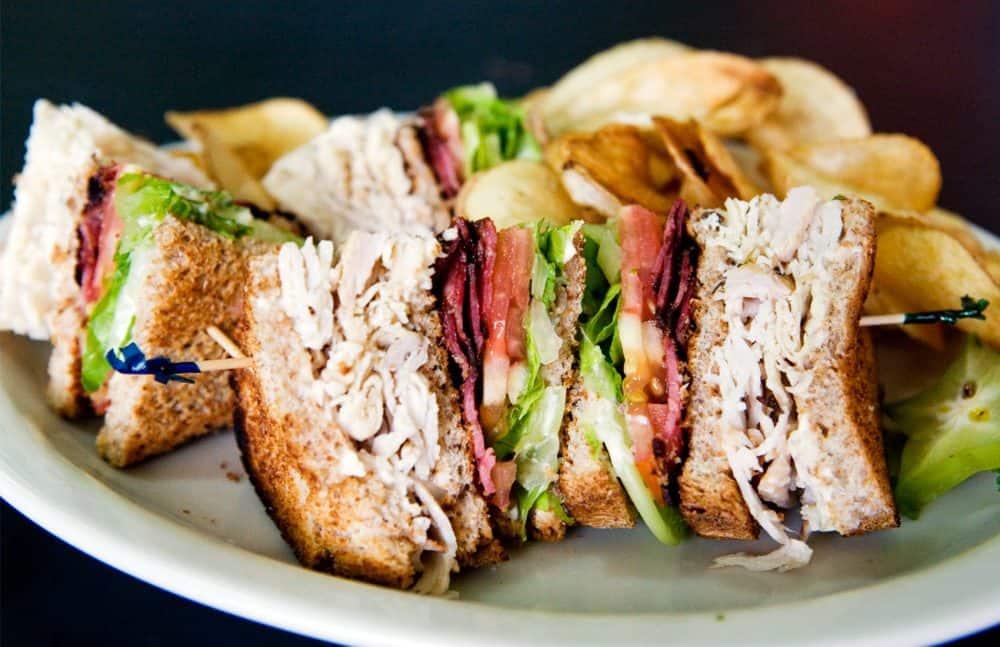 Bread, sandwich, deli