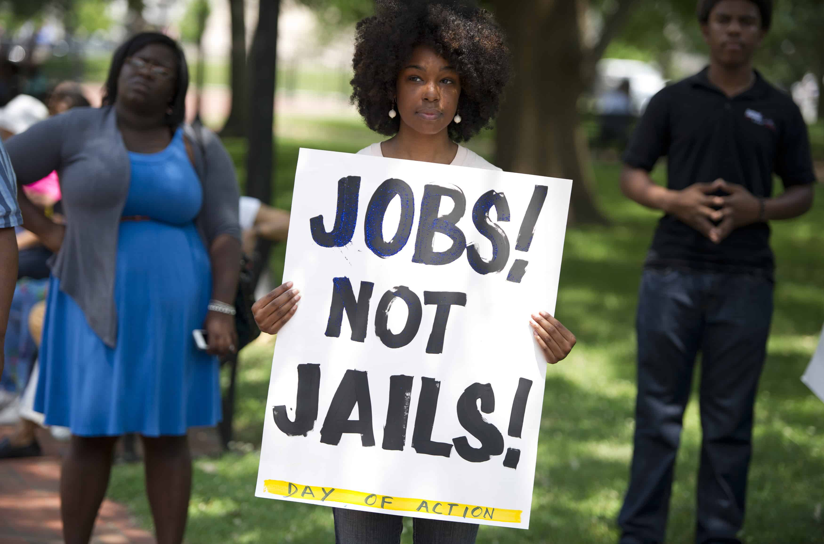 Jobs not jails: Protesters call for drug legalization in Washington, D.C.