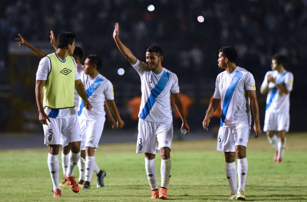 Guatemala v US World Cup qualifiers