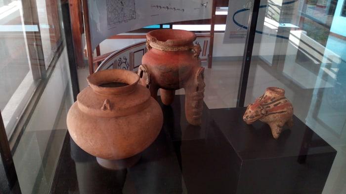 Ceramics of the Diquís Delta.