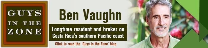 Ben Vaughn banner