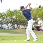 Costa Rica's golf phenom Paul Chaplet prepares for moment on the sport's biggest stage