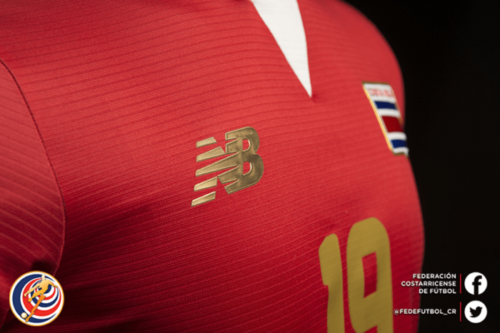 Costa Rica La Sele Angle Copa Kit