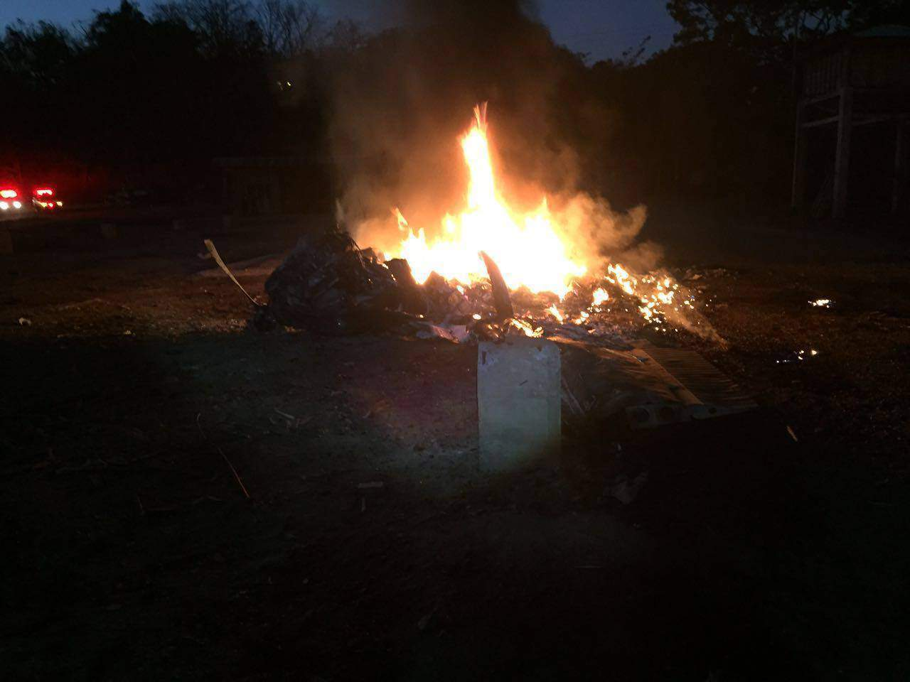 Drug plane crashes in Nosara, Guanacaste
