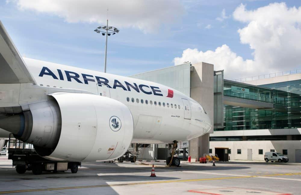 Air France Boeing 777-300