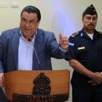 Honduras foreign minister resigns over police murder scandal