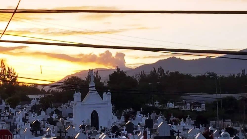 Turrialba Volcano. April 28, 2015