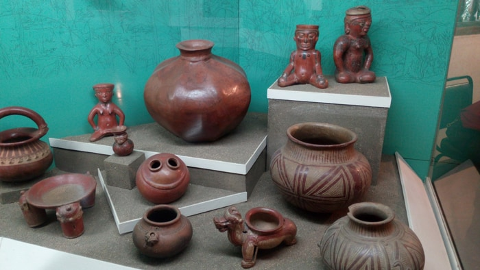 Pre-Columbian ceramic art