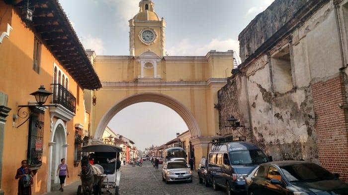 Antigua Guatemala Travel Nightlife