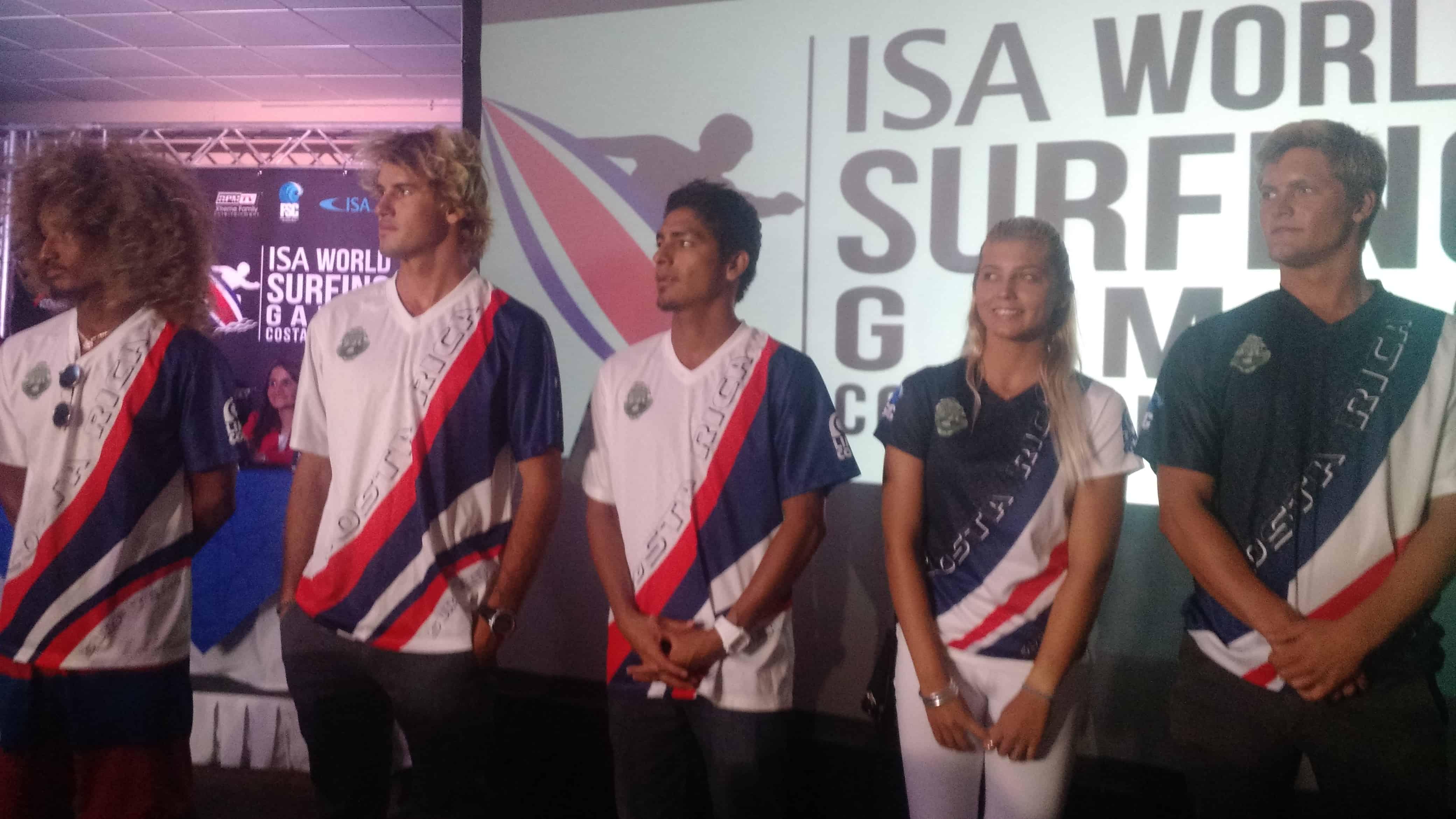 Costa Rica World Surfing Games