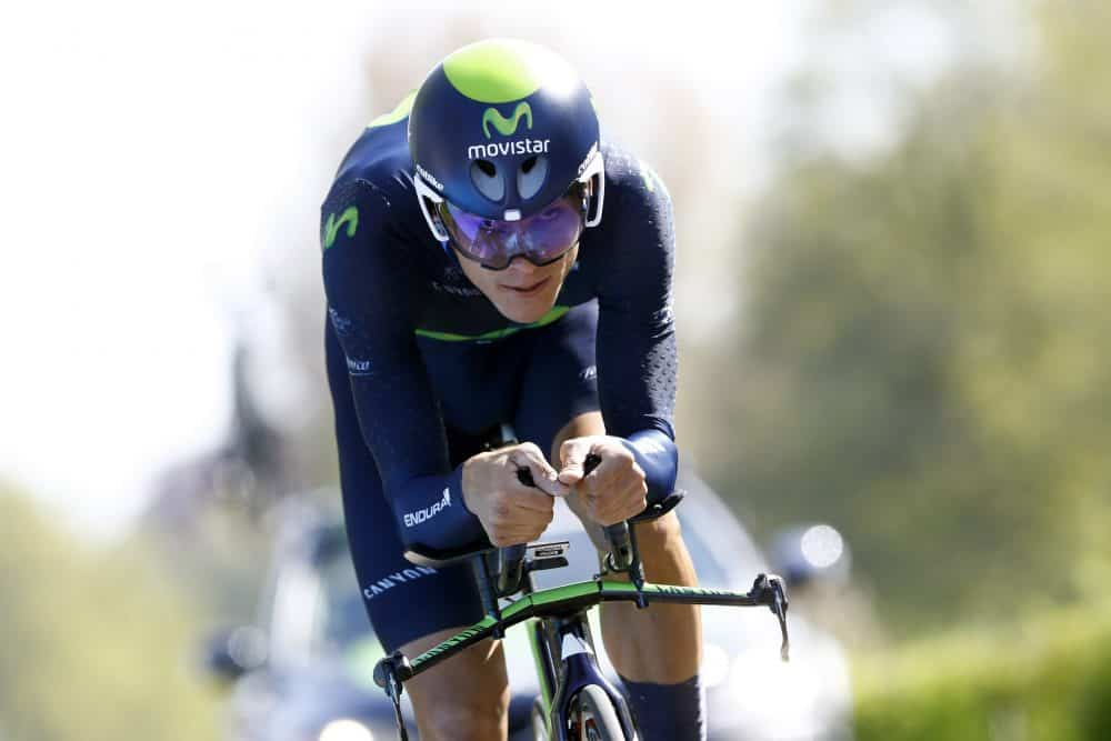Andrey Amador Giro d'Italia