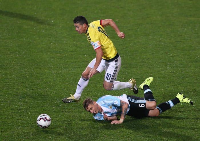 James Copa America