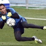 Oh, no! Keylor Navas out of Copa América with heel injury
