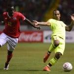 "Costa Rica's ""La Sele"" tops Venezuela 2-1 in Copa América prelude"