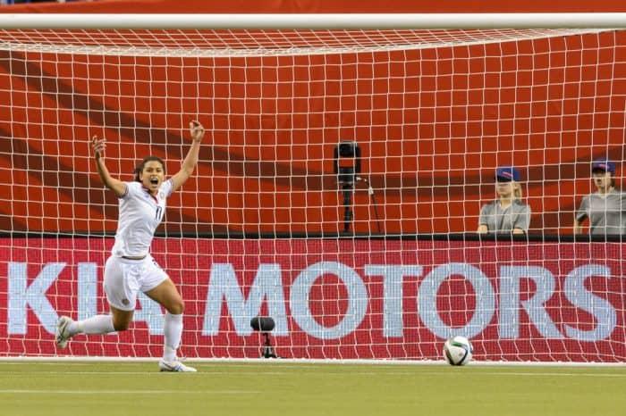 Raquel Rodriguez World Cup goal