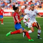 Costa Rican soccer star Raquel Rodríguez: It's time to talk about equal pay