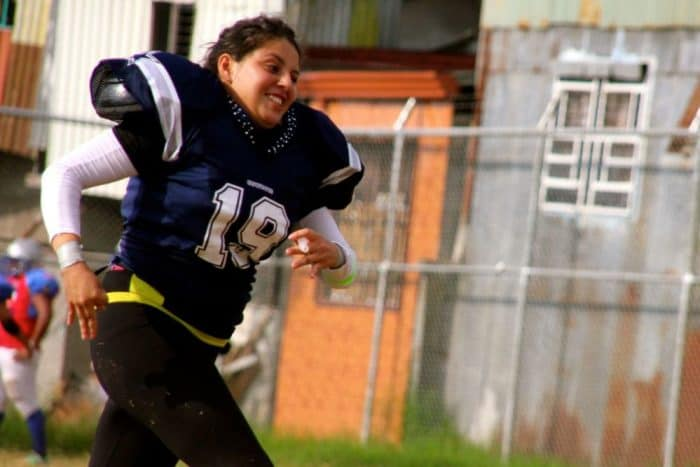 Tropic Bowl women's football
